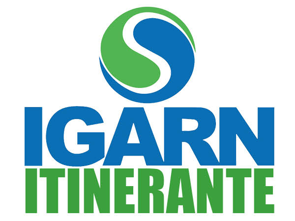 Resultado de imagem para IGARN ITINERANTE